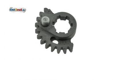 Kickstartersegment Jawa Pionier 550 555
