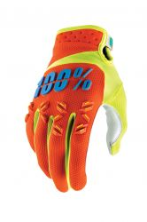 Kinder Handschuhe IXS Airmatic orange