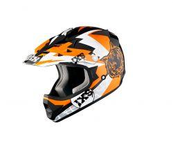 Kinderhelm IXS HX 278 Tiger schwarz-orange-weiss
