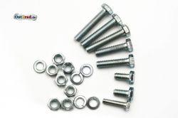 Schraubensatz Fahrgestell Kippständer passend für MZ ES 125 150