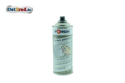 Klarlack glänzend FÖRCH Spraydose 400ml