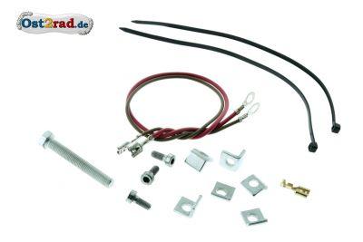 Kit fixation allumage électronique ELZET 12 MZ ETZ