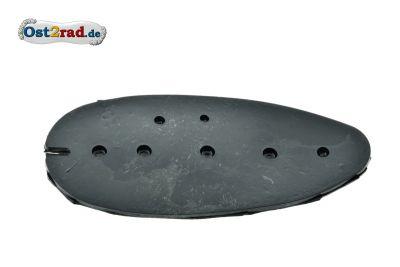 Köderplatte für Simson SR1 Rücklicht Unterlage Gummi