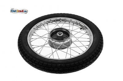 Komplettrad SIMSON mit Reifen
