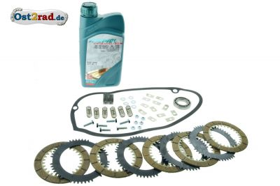 Repair set clutch MZ, TS250 /1, completely