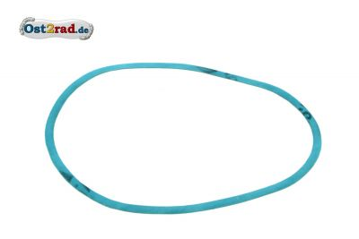 Kupplungsdeckeldichtung SIMSON SR1 SR2 KR50 Spatz Plastasit blau