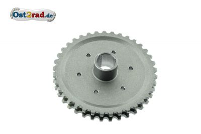 Clutch spocket MZ ES, TS, ETZ 125, 150