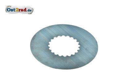Kupplungslamelle Stahl Tuningkupplung passend für SIMSON S51 KR51/2 SR50 0,6mm