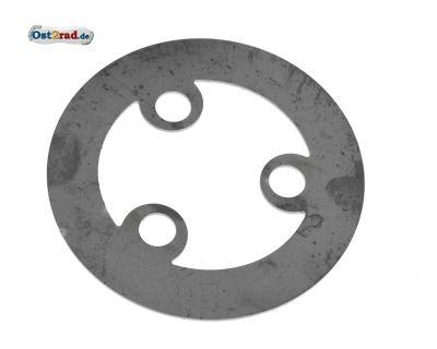 Clutch plate steel JAWA CZ 250-350