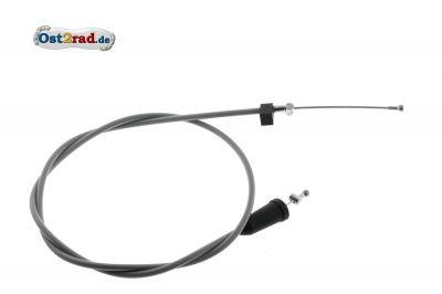 Câble embrayage gris cintre plat MZ ES TS ETS 125 150