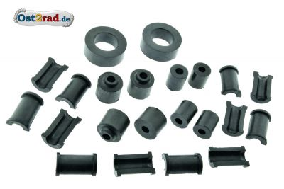 Bearing rubber set of sidecars MZ