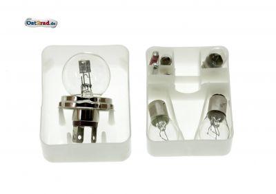 Coffret ampoules 12V BILUX  MZ ETZ