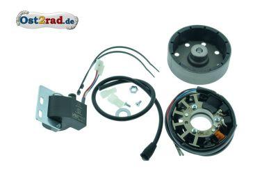 Lichtmaschine elektronische Zündung 6V/ 18 W Wechselstrom für MAW-Hilfsmotor