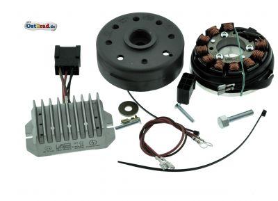 Lichtmaschine Powerdynamo passend für AWO 6Volt