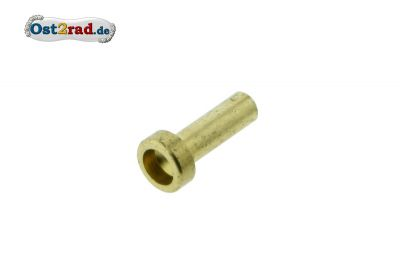 Solder connector B 1,8 x 13 (clutch, brake cable 1.5 mm)