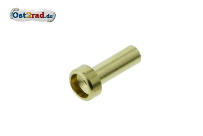 Solder connector B 2.3 x 13 (clutch, brake cable 2.0 mm)