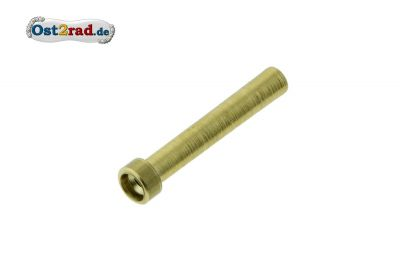 Solder connector B 2.8 x 30 (rear brake SIMSON SR50 scooter)