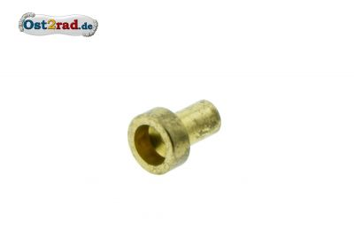 Solder connector 6 x 8 x 2.3 (clutch, brake cable 2.0 mm)