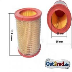 Air filter JAWA 350, type 638