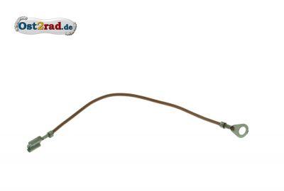 Simson SR50 SR80 Blinkler hinten Kabel Massekabel