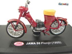 Model JAWA 50 Pionyr Type 550