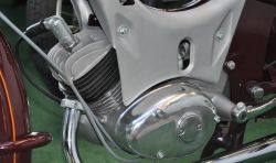 Überholung Motor Simson SR2 SR2E Spatz KR50
