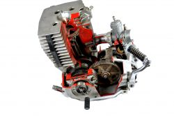 Überholung Motor MZ ES ETS TS ETZ 125 150 175 250 251