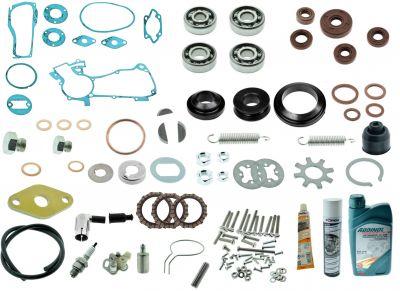 Motor Regeneration komplett SET für Simson SR1, SR2, KR50, Spatz SR4-1