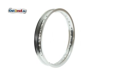 Felge Aluminium 1,60 - 18 passend für MZ, 2.WAHL, TS, ETS, ETZ, Vorderrad