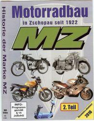 DVD Motorradbau in Zschopau ab 1945 2.Teil MZ