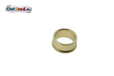 Bague bronze supérieure fourche 32mm MZ TS 125 150 250