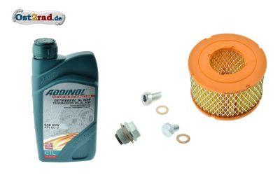 Ölwechsel - Wartungsset ETZ 125 / ETZ 150 und TS250/0