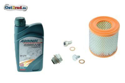 Ölwechsel - Wartungsset TS 125 TS 150 ES 125 ES 150 hoher Luftfilter