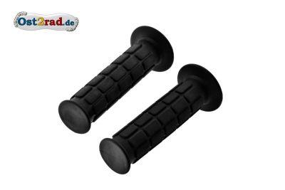 Paar Lenkergriffgummi S50 S51 SR50 schwarz, 1. Qualität
