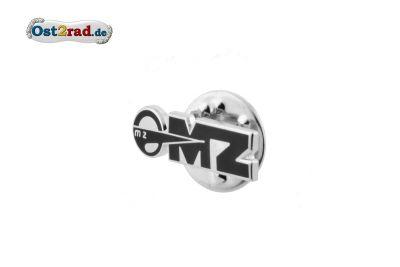 Pin logo MZ noir