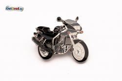 Pin MuZ Skorpion grau schwarz