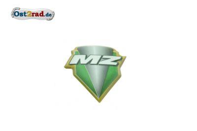 Insigne MZ (bord doré)