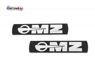 Tankplakette PAAR passend für MZ ETS