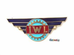 IWL arched plaque