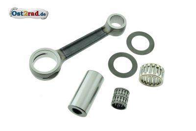 Connecting rod set for crankshaft TS250/1
