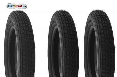 SET 3x Reifen 3,50x12 Heidenau K3 IWL