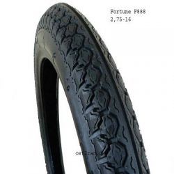 Tires 2.75 x16 F-888 for JAWA Pionyr, Mustang