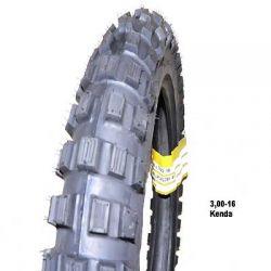Reifen 3,00 - 16 Cross Vee Rubber VRM 236 SIMSON