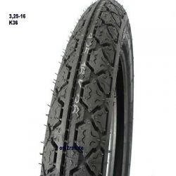 MZ 3.25 x16 tires for front JAWA