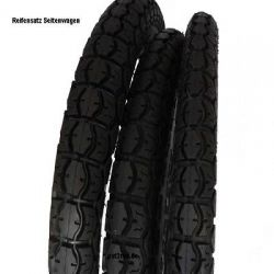 Tyre set sidecar MZ