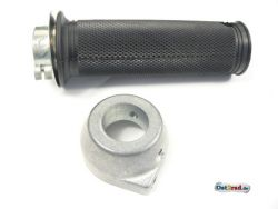 Tear gas handle complete JAWA, CZ
