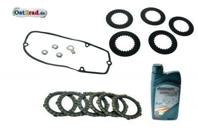 Repair set clutch  MZ, ETZ150, ETZ125 with oil