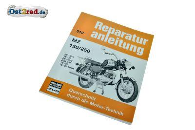 Reparaturanleitung der Typen ES150/1 ES250/2 TS150 TS250 TS 250 Sport ETS 250