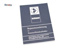 Repair handbook Simson KR51 Schwalbe, SR4, S50, 3-speed