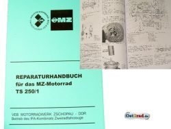 Manual MZ TS 250 / 1